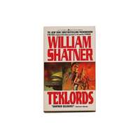 Shatner Archives - Tek Lords Paperback Third Imprint Pressing