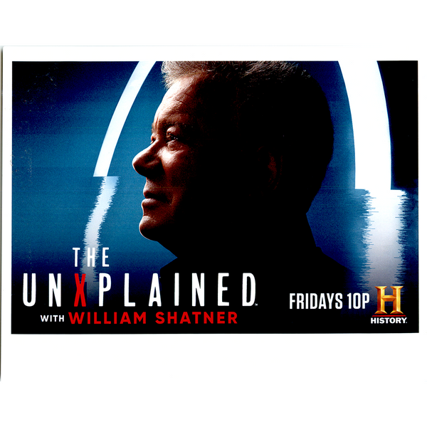 The UnXplained Promotional 10x8 Photo