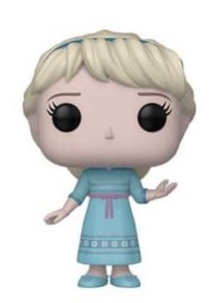 Young Elsa (Frozen II) Funko Pop #588