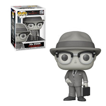 Load image into Gallery viewer, Vision (WandaVision) - 50s Black and White Funko Pop **PRE-ORDER** (#714)