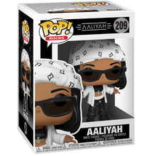 Load image into Gallery viewer, Aaliyah Funko Pop #209