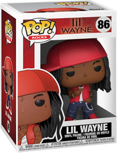 Load image into Gallery viewer, Lil Wayne Funko Pop #86