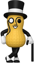 Load image into Gallery viewer, Mr. Peanut Funko Pop #107