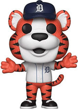 Load image into Gallery viewer, Paws (Detroit Tigers Mascot) Funko Pop #11
