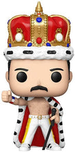 Load image into Gallery viewer, Freddie Mercury - King (Queen) Funko Pop #184