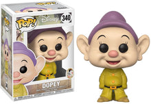 Load image into Gallery viewer, Dopey (Snow White) Funko Pop #340