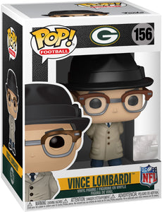 Vince Lombardi (Green Bay Packers) Funko Pop #156