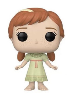 Young Anna (Frozen II) Funko Pop #589