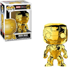 Load image into Gallery viewer, Iron Man (Chrome) Funko Pop #375