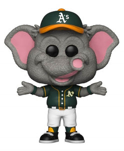 Athletics Mascot (Oakland A's) Funko Pop #12