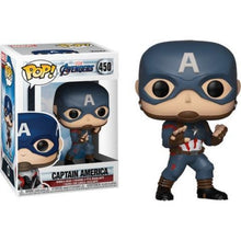 Load image into Gallery viewer, Captain America Funko Pop #450