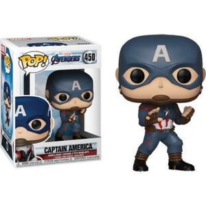 Captain America Funko Pop #450