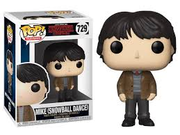 Mike  - Snowball Dance (Stranger Things) Funko #729