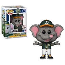 Load image into Gallery viewer, Athletics Mascot (Oakland A's) Funko Pop #12