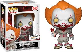Pennywise (with severed arm) Funko Pop #543