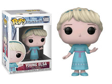 Load image into Gallery viewer, Young Elsa (Frozen II) Funko Pop #588