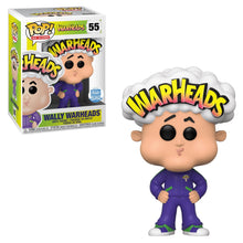 Load image into Gallery viewer, Wally Warheads (Warheads) Funko Shop Exclusive Funko Pop #55