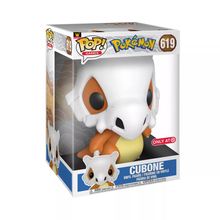 "Load image into Gallery viewer, Cubone (Pokemon) EXTRA LARGE Special Edition 10"" Funko Pop #619"