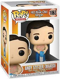 Andy - Waxed (40 Year Old Virgin) Funko Pop #1063