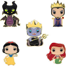 Load image into Gallery viewer, Large Enamel Funko Pop! Pin: Disney - Evil Queen #09
