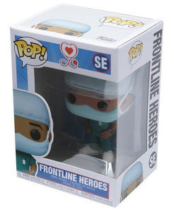 Frontline Heroes - Male #2 SPECIAL EDITION FUNKO POP