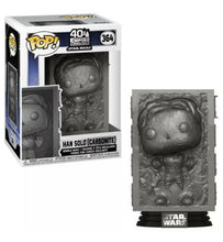 Load image into Gallery viewer, Han Solo - Carbonite (Empire Strikes Back) Funko Pop #364
