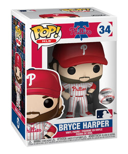 Bryce Harper (Phillies) Funko Pop #34