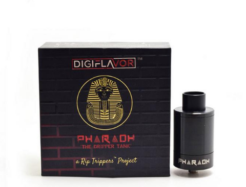 Digiflavor Pharaoh Dripper Tank By RiP Trippers