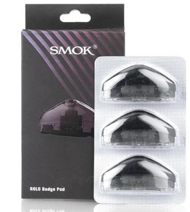 SMOK Replacement Pod Cartridge for Rolo Badge 3pcs