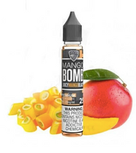 Load image into Gallery viewer, Mango Bomb by VGOD and SaltNic eJuice 30ml