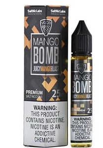Mango Bomb by VGOD and SaltNic eJuice 30ml