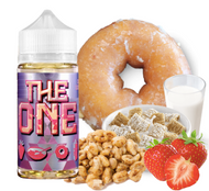 The One Strawberry by Beard Vape Co 100ml