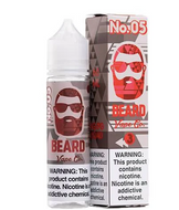 Beard Vape Co No. 05 NY Cheesecake 60ml