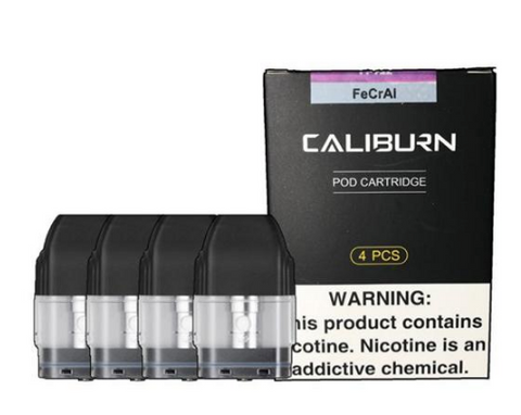 Uwell Caliburn/ Koko Replacement Pods - 4 Pack