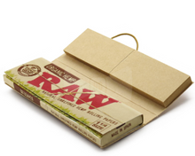 Load image into Gallery viewer, Raw Organic Rolling Paper 1 1/4 Size