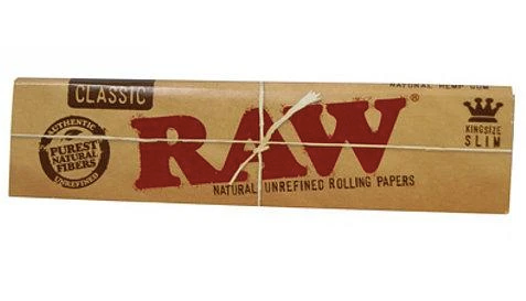 Raw Classic King Size Rolling Papers