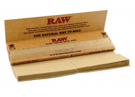 RAW Classic Papers Connoisseur King Size Slim + Tips