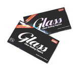 Glass Natural Clear Rolling Papers 1 1/4 Size
