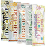 High Hemp Organic Hemp Wraps ( 2 per pack )