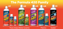 Load image into Gallery viewer, Formula 420 Glass Cleaner