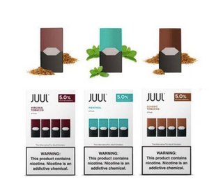 JUUL Pods 5% (4pack)