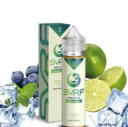 SVRF Revive ICED E-Liquid  60ml