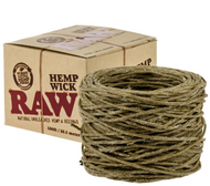 Raw Hemp Wick Ball | 100ft
