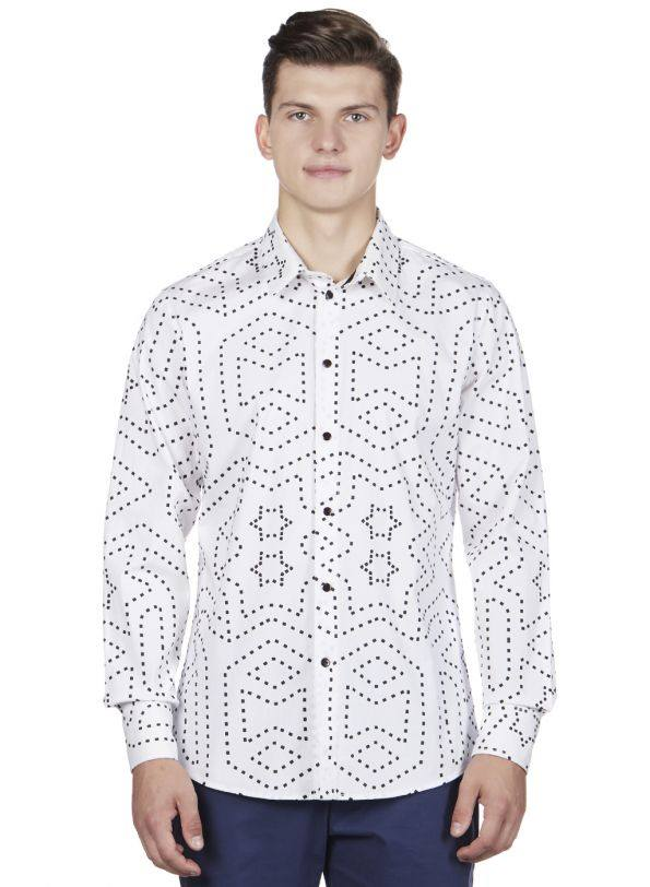 URBAN BOHOL BUTTON DOWN SHIRT - Genes online store 2020