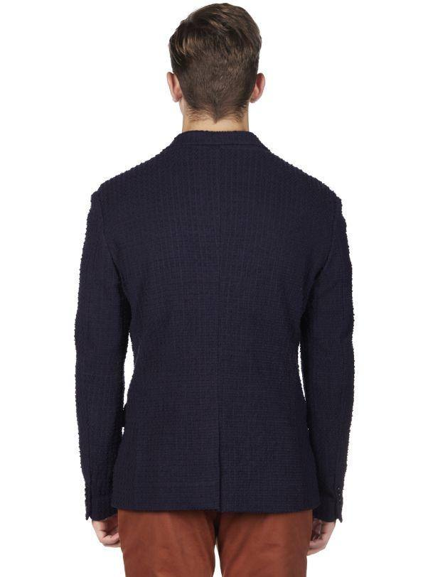 TEAM PLAYER COTTON BLAZER JACKET - Genes online store 2020