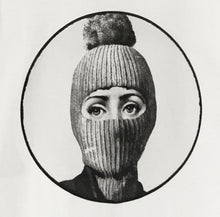Load image into Gallery viewer, Ski Mask Fornasetti Tee
