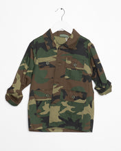 Load image into Gallery viewer, Vintage YSL PATCH Camo Jacket