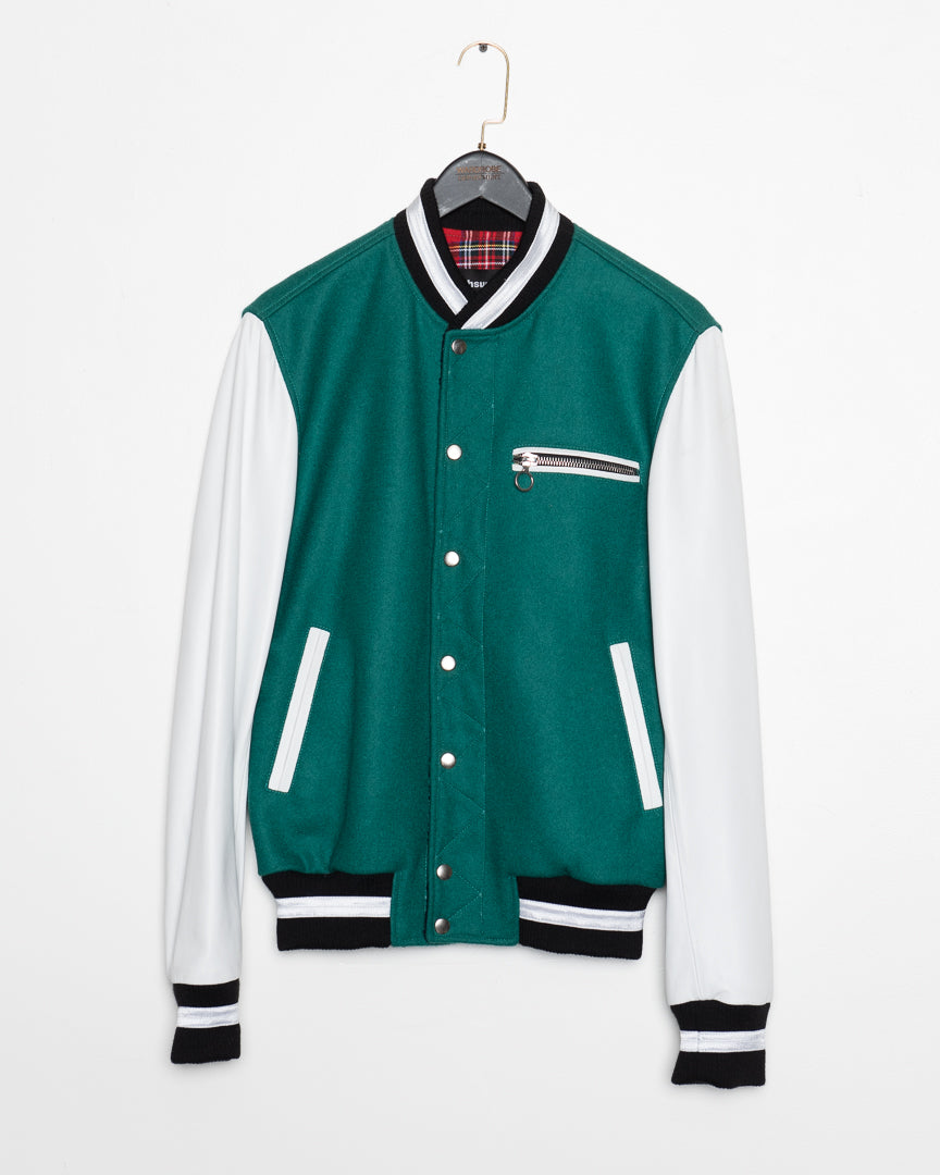 CLOTHSURGEON Varsity Jacket