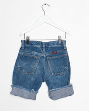 Load image into Gallery viewer, Kids Vintage Denim Shorts