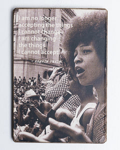 ANGELA DAVIS Wall Art